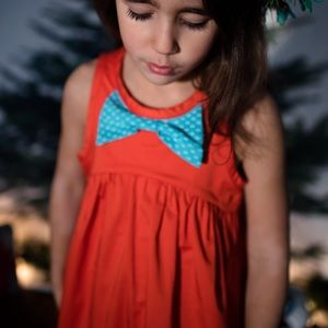 Other - Sleeveless Red One of a kind Girls dress